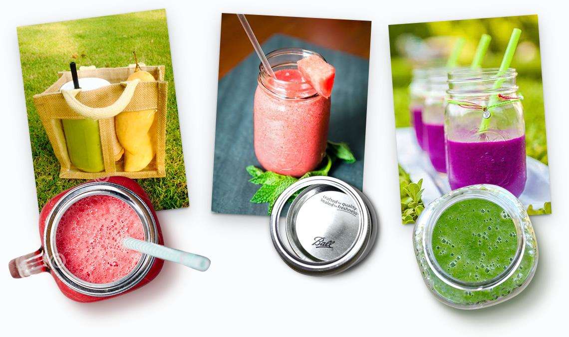 fruit smoothies vegan